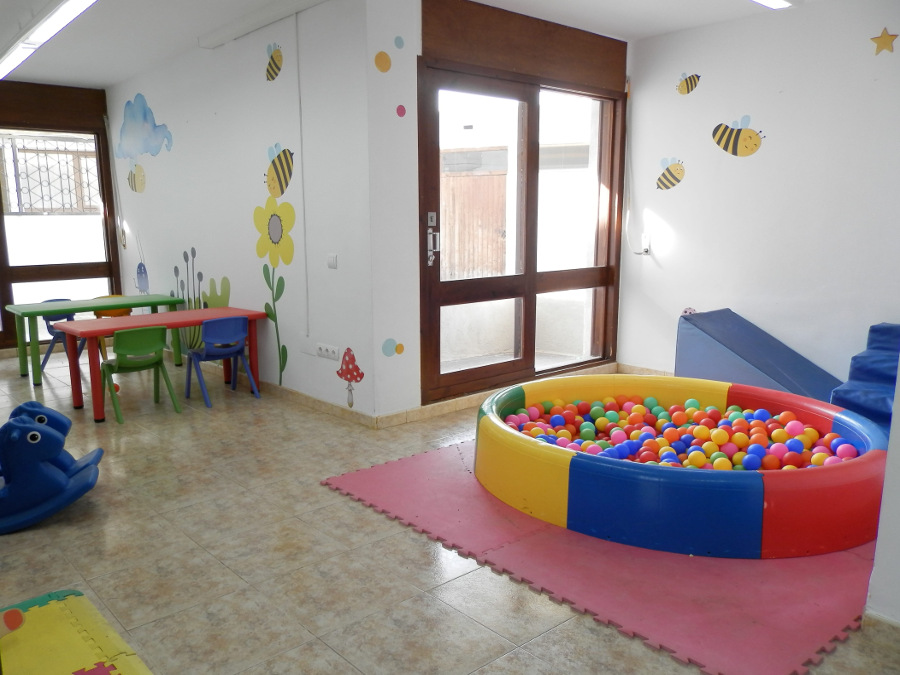Residència Esportiva Aster, Hospitalet de l'Infant (Tarragona)