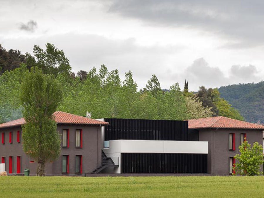 Alberg Vall d'en Bas, La Garrotxa