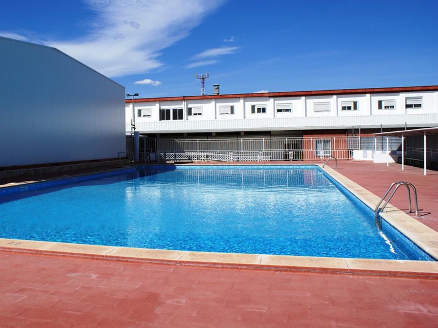 Centre Esportiu Amposta Parc, Delta de l'Ebre