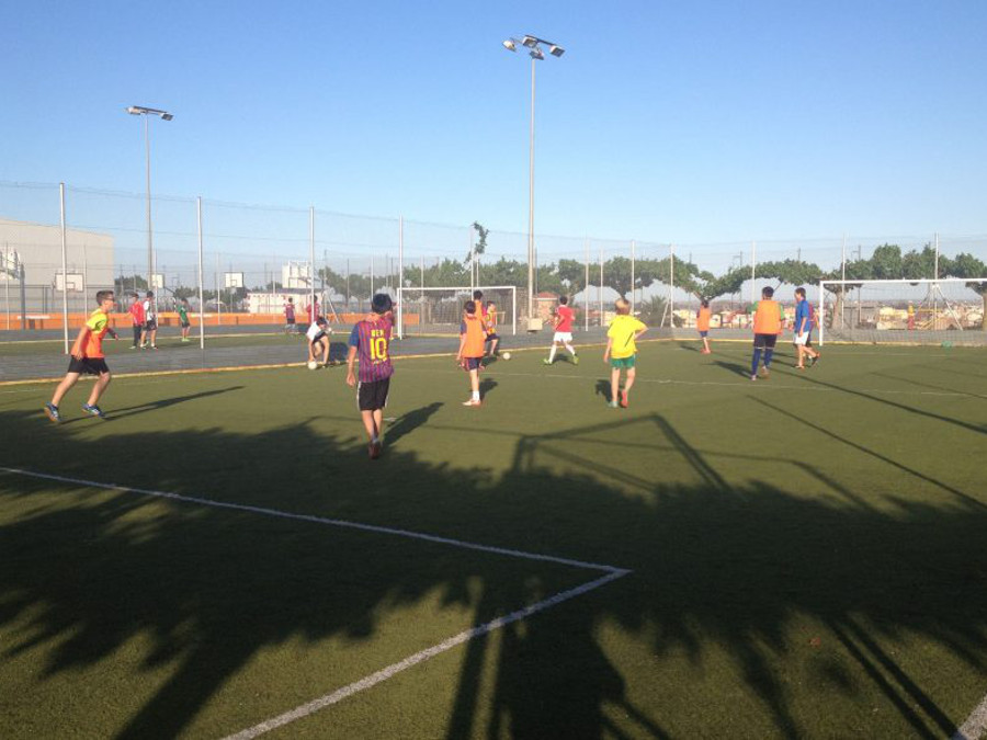 Centre Esportiu Amposta Parc, Amposta (Tarragona)