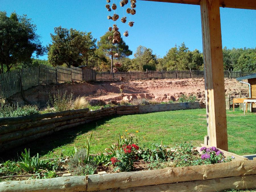 L'Auró Natura, Llanera (Lleida)