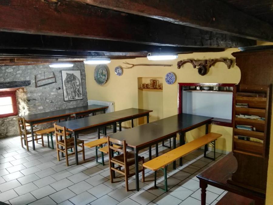 Casa de colònies Cadí, Bellver de Cerdanya (Cerdanya)