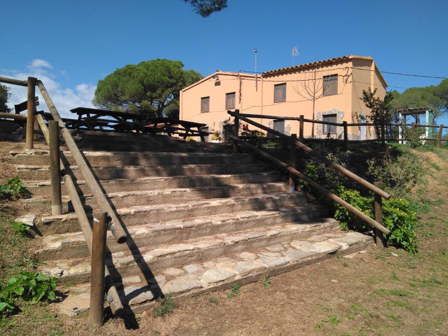 Can Solà, Vilobí d'Onyar (Girona)