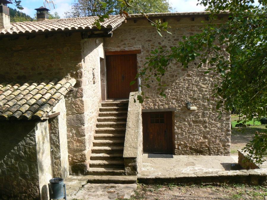 Colònies Sant Privat, Santa Pau (La Garrotxa)