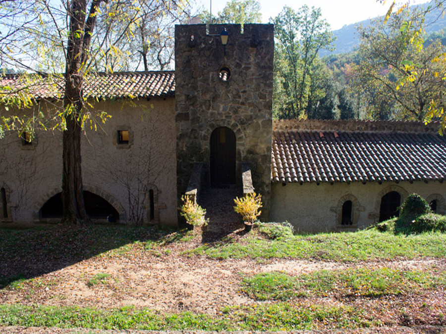 Casa de Colònies El Clar del Bosc, Porqueres (Girona)