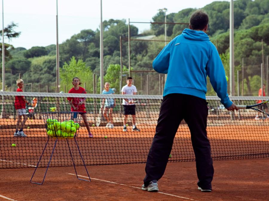 Tennis i Padel