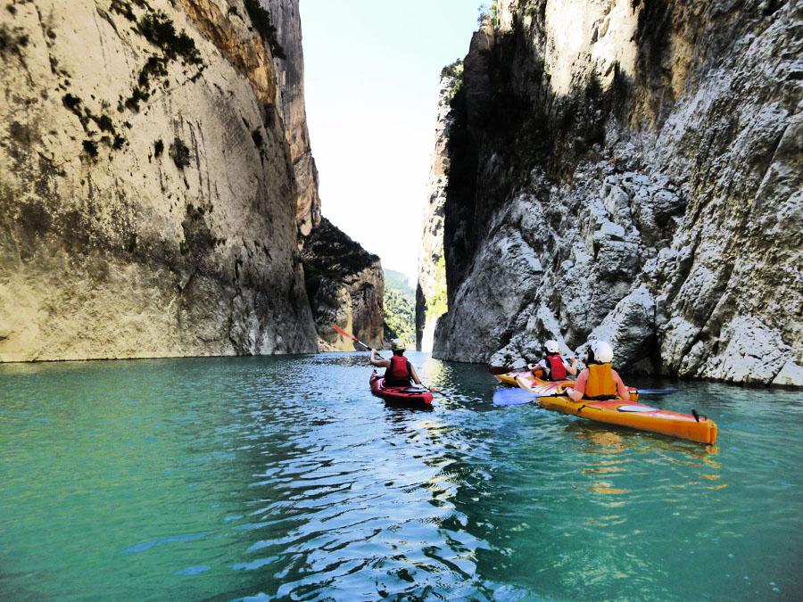 Activitats Kayak i Estels