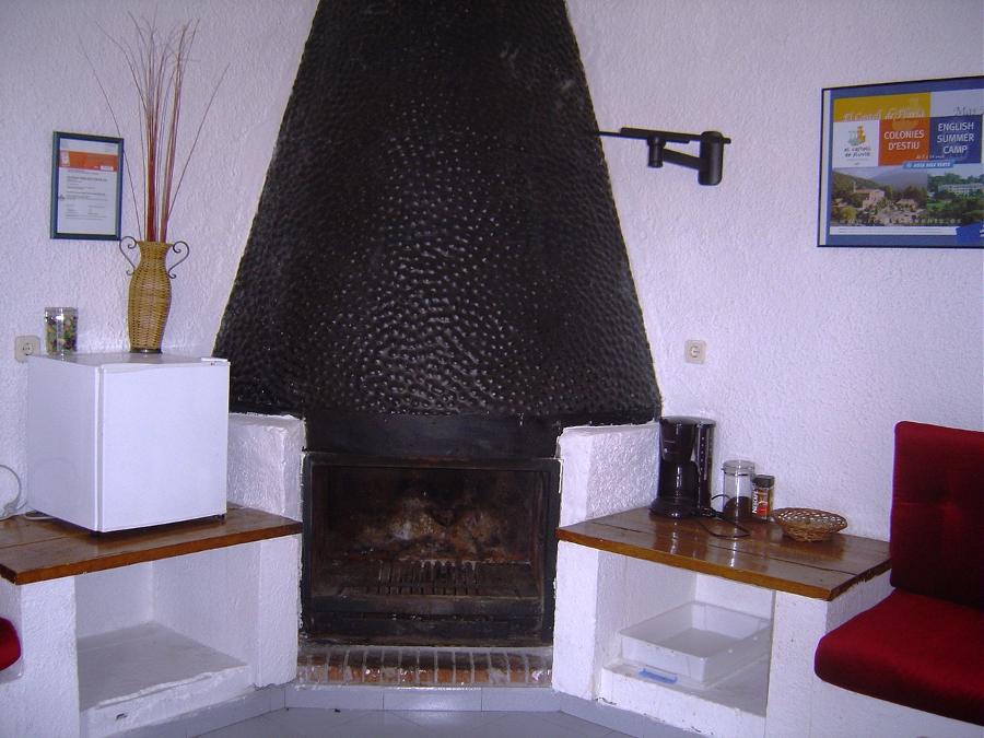 Casa de colònies Mas Badó, Sant Quirze de Safaja