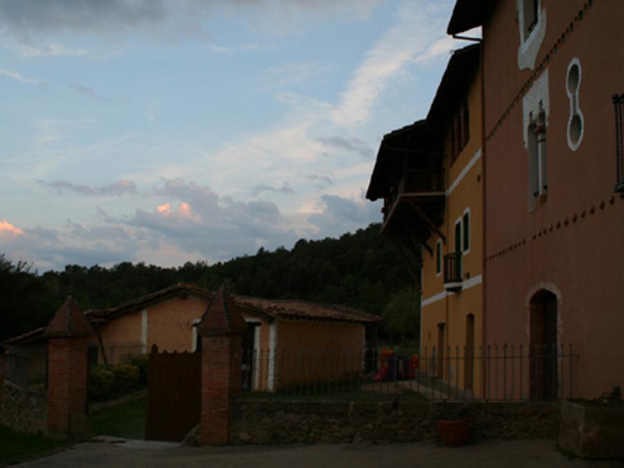 Mas Coromina, Vall de Bianya (Garrotxa) Casa de Colònies