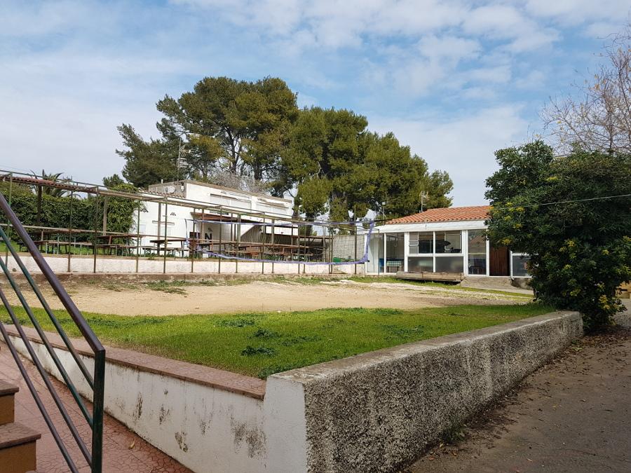 Mas d'en Pedro, Cubelles (Garraf). Casa de colònies / Escola de mar