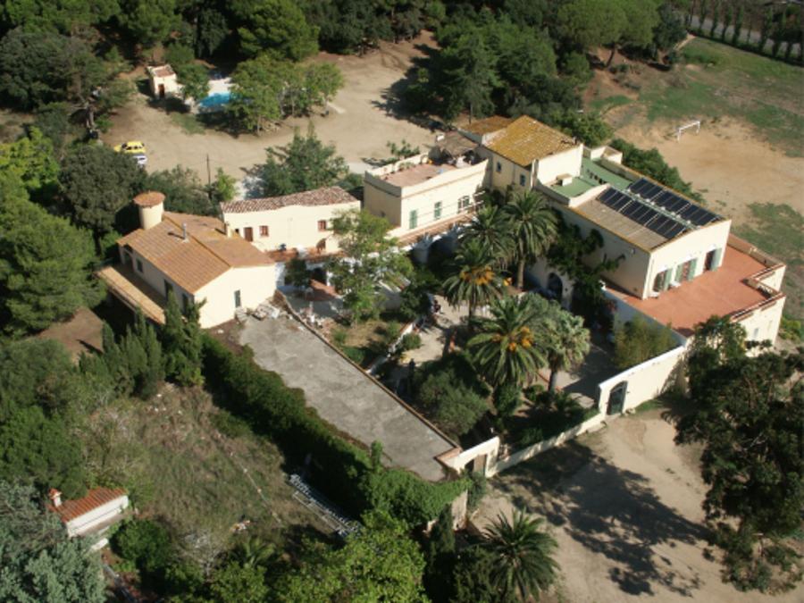 Casa de colònies Mas Gorgoll, Palamós (Baix Empordà)