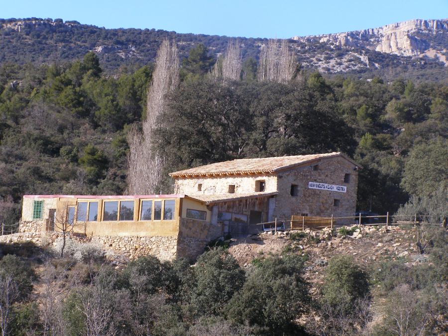 Casa de Colònies Mas Portal, Àger (Lleida)