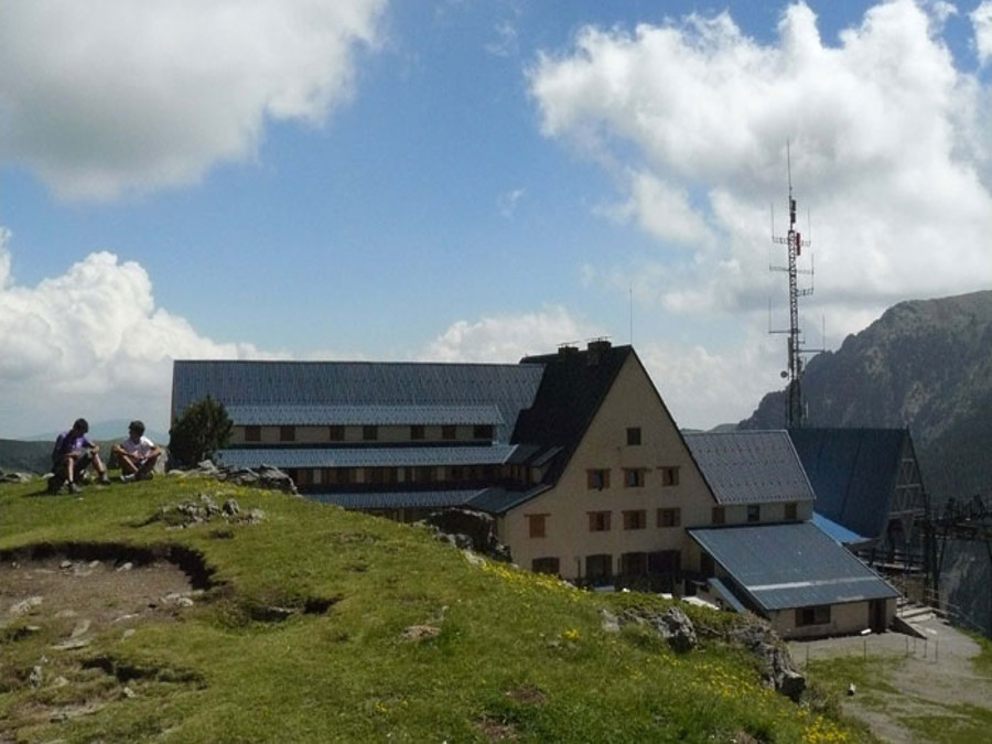 Alberg Pic de l'Àliga, Núria