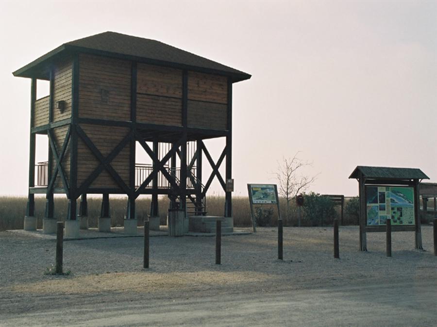 Alberg l'Encanyissada. Poble Nou del Delta (Montsià)