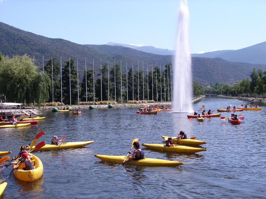 Rafting Parc, La Seu d'Urgell (Lleida)