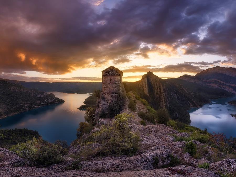 Alberg Vall d'Àger, La Vall d'Àger