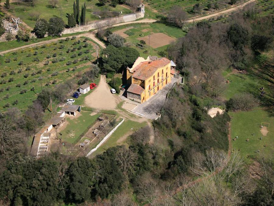 Casa de Colònies La Farga del Montseny, Sant Celoni