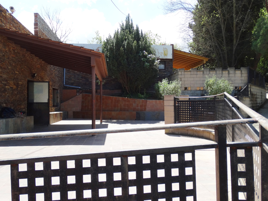 La Granja Escola de Santa Maria de Palautordera / Montseny (Vallès Oriental)