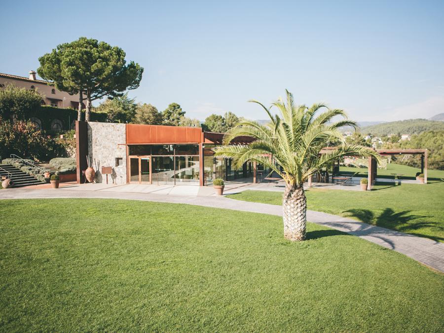 Can Ribas de Montbui, Bigues i Riells (Vallès Oriental)