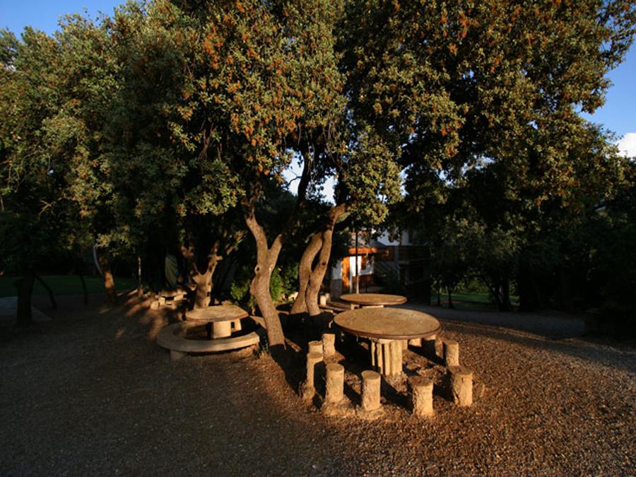 Casa de Colònies Cal Petit. Vilanova de Meià (Montsec)