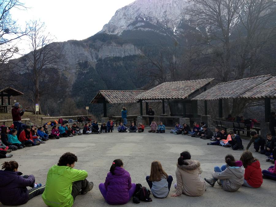 El Pedraforca, Saldes (Pirineus)