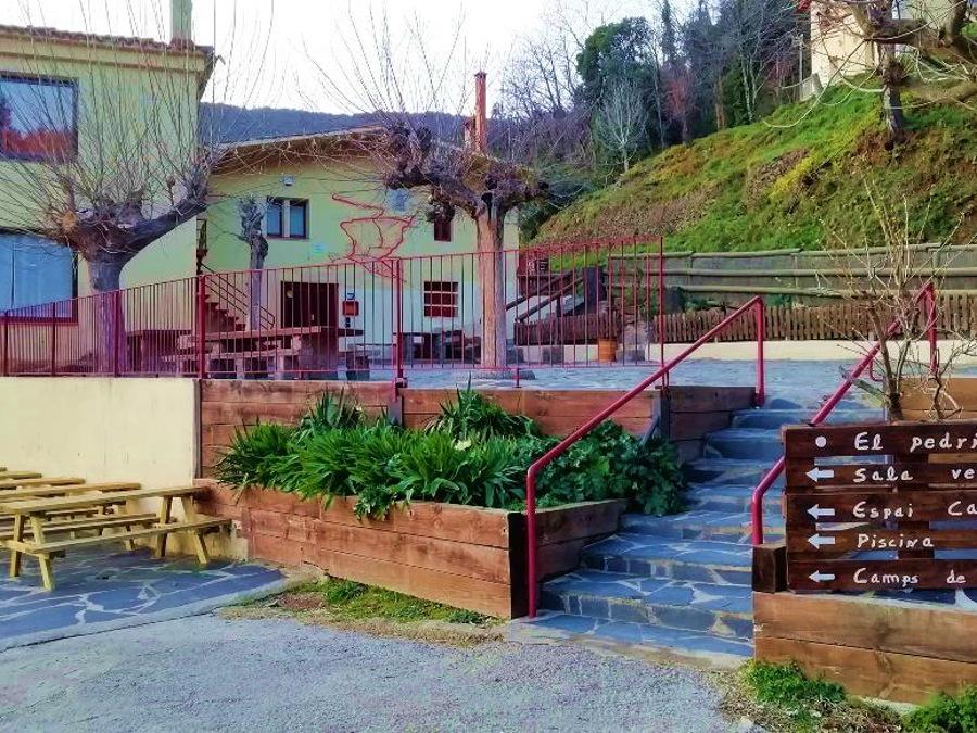 Riera de Ciuret, Fogars de Montclús (Vallès Oriental)