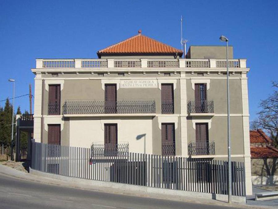 Can Roviralta, Hostalets de Pierola (Penedès)