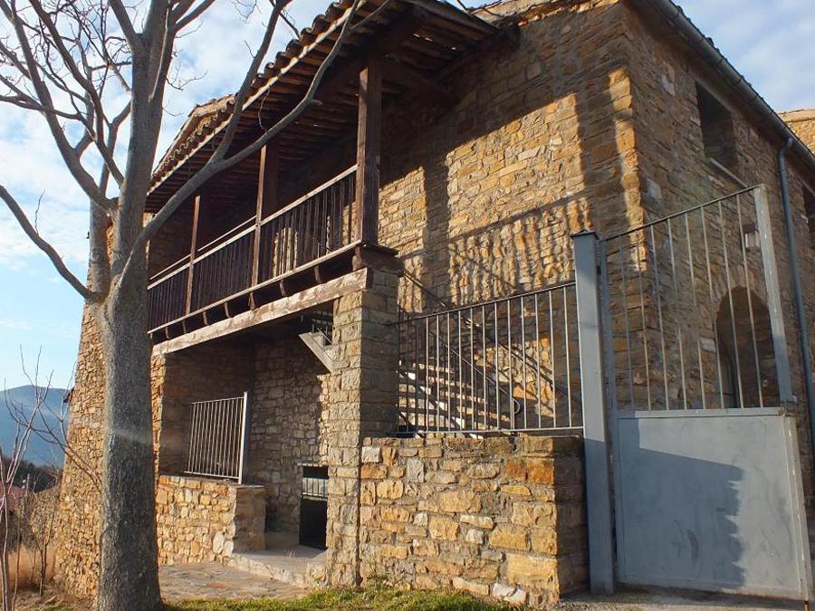 Casa Claverol, Claverol (Lleida)