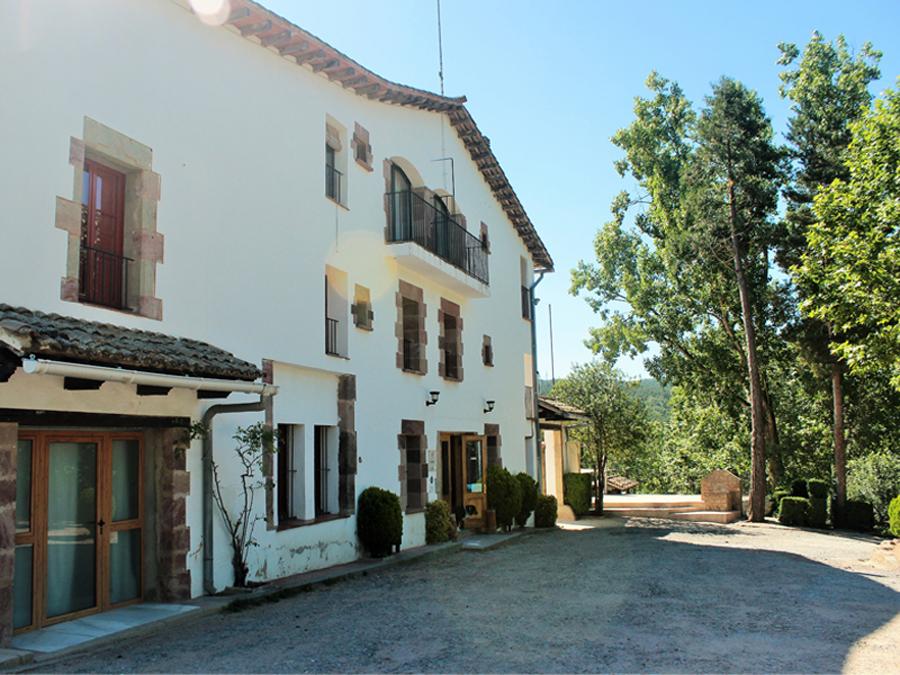 Les Tallades, Vilanova de Sau (Osona)