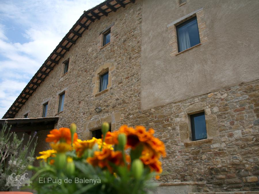 El Puig de Balenyà, Hostalets de Balenyà (Osona)