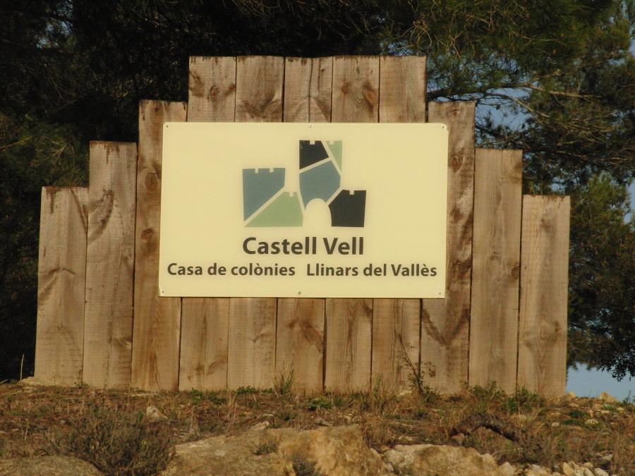 Castell Vell, Llinars del Vallès (Vallès Oriental)