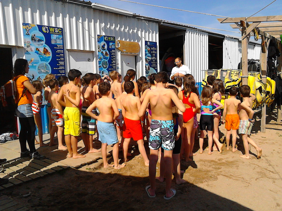 Water Sports Center, Calella (Maresme)
