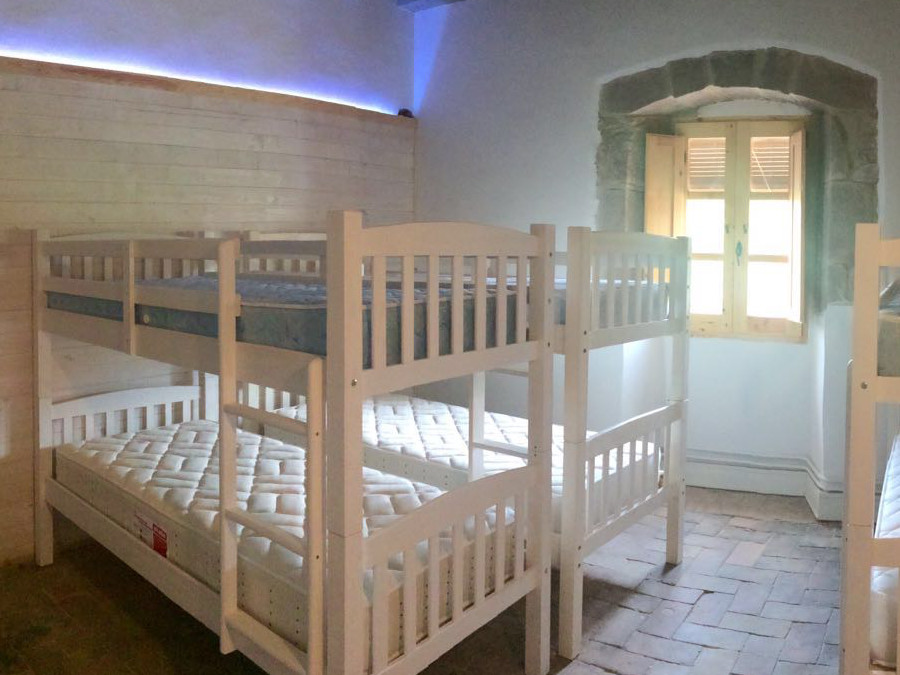 Masia Cal Riera, Puig-reig Berguedà. Casa de colònies