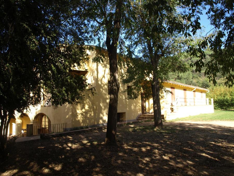 Escola de Camp Casa de Colònies El Ramió. Fogars de La Selva (Girona)