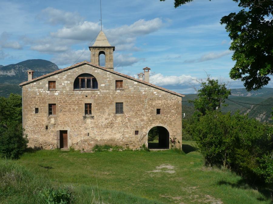 Casa de colònies Montpol, Lladurs