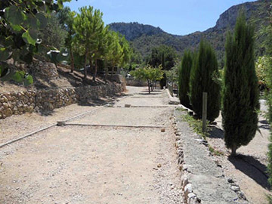 Camping Tivissa - Terreny d'Acampada