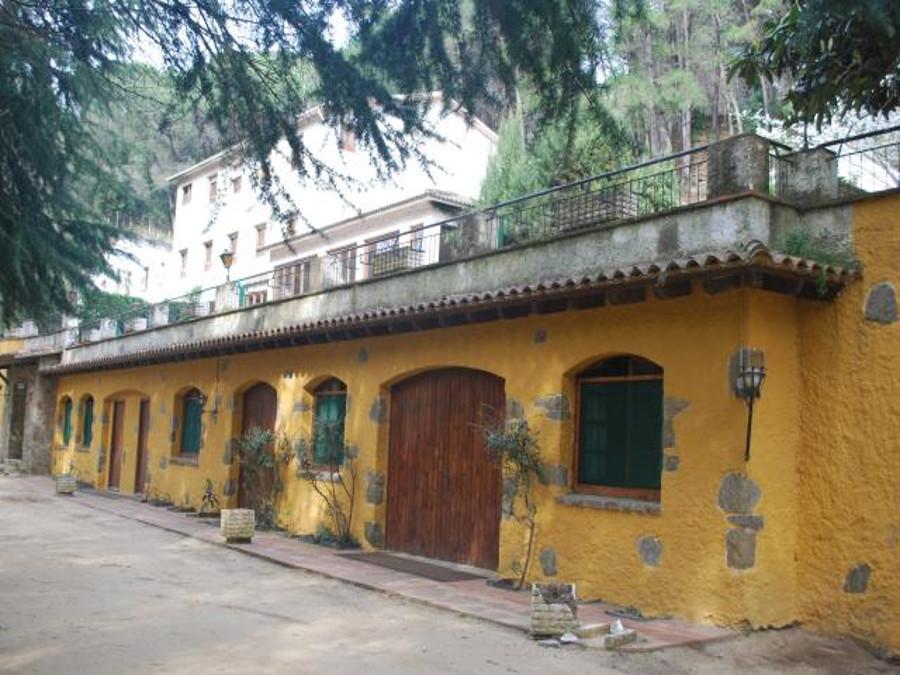 Can Bosc, Sant Iscle de Vallalta (Maresme). Casa de colònies
