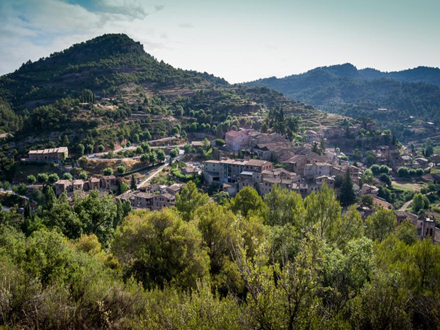 Alberg Els Caus de Mura, Mura (Bages)