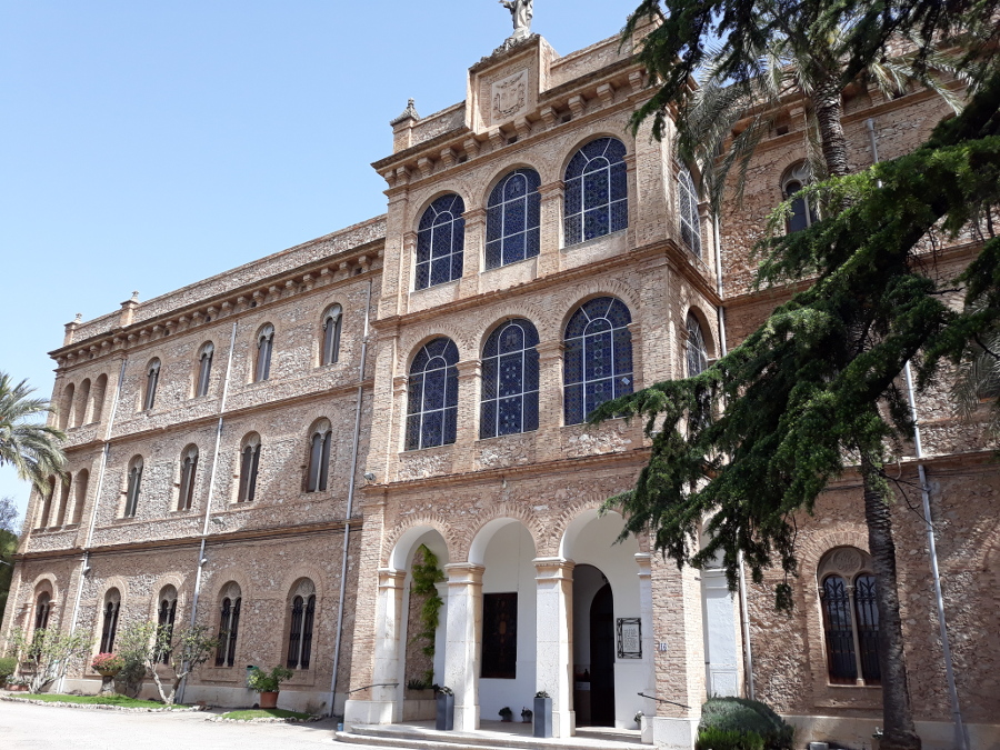 Alberg Pare Enric d'Ossó, Tortosa (Tarragona)