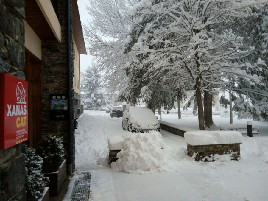 Alberg La Molina - Mare de Déu de les Neus
