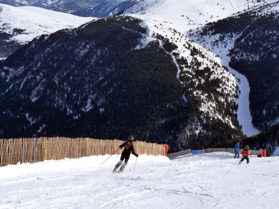 Alberg Mare de Déu de les Neus, La Molina
