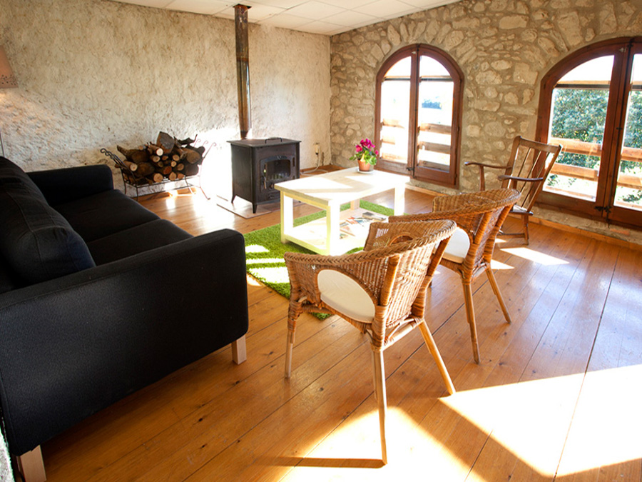 Casa de Colònies Mas Gircós, Sant Ferriol (La Garrotxa)