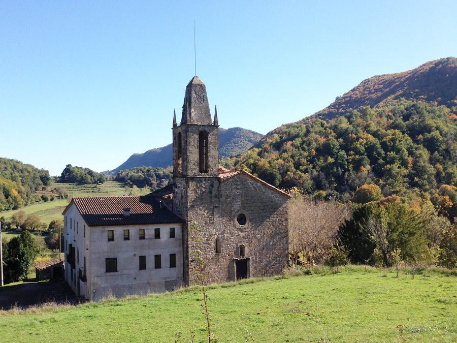 La Cot, Santa Pau (Garrotxa)