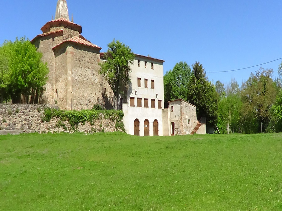 La Cot, Santa Pau (Garrotxa)La Cot, Santa Pau (Garrotxa)