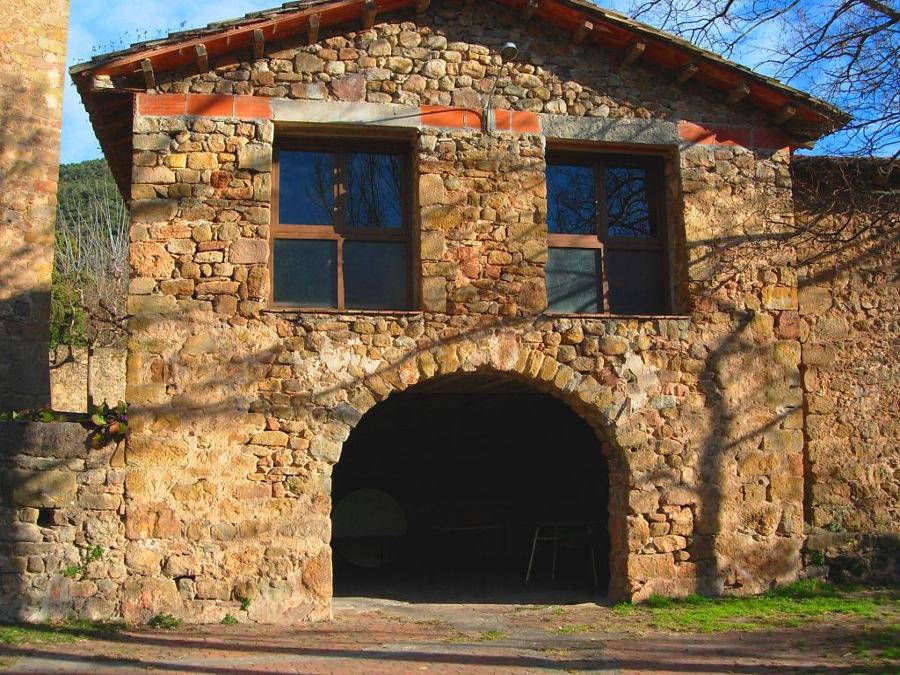 La Rectoria, Sant Salvador de Bianya (Girona)