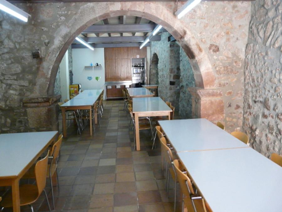 La Rectoria de Vallcàrquera, Figaró (Vallès Oriental)