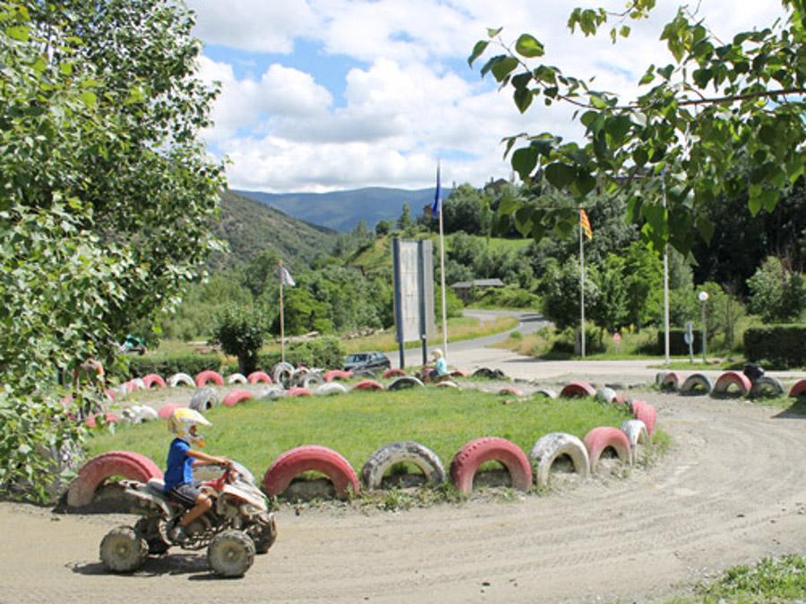 Alberg Les Estades, Rialp (Pallars Sobirà)