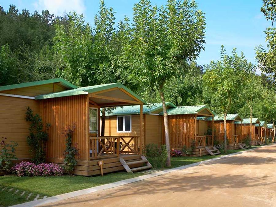 Bassegoda Park - Campament