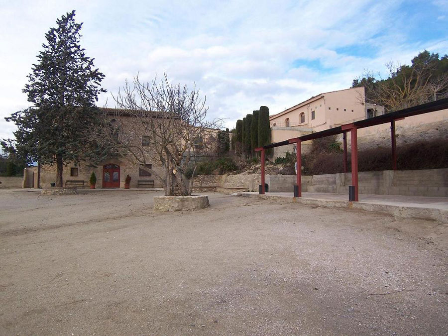 La Censata, Santa Margarida de Montbuí (Anoia)
