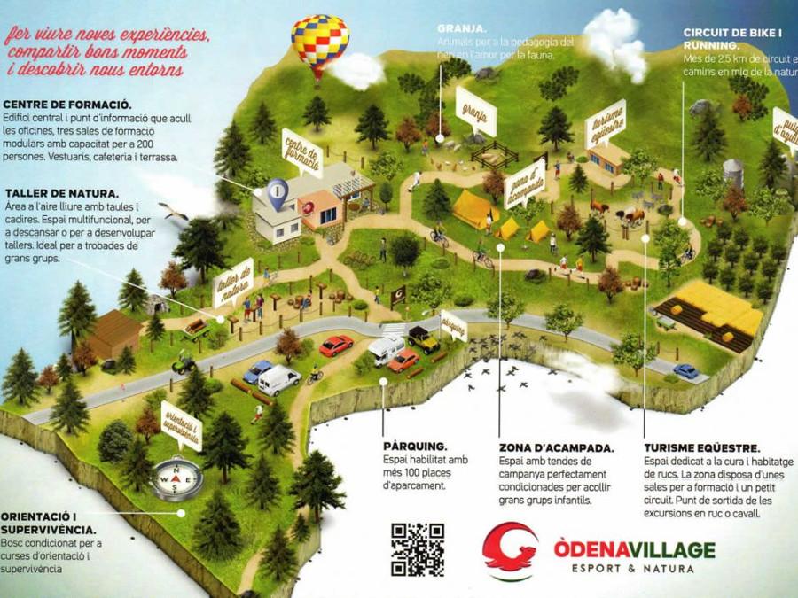 Òdena Village
